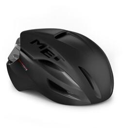 MET Manta MIPS Helmet, black matte glossy